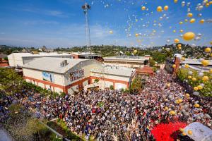 Mediálně produkční centrum Scientologické církve bylo otevřeno v Hollywoodu v USA