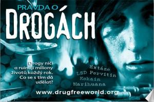 Základní fakta o běžně zneužívaných drogách