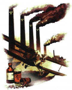 Žijeme v chemicky orientované společnosti - detoxikační program Narconon