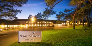 Narconon Evropa na dánském venkově u jezera Arresø – největšího jezera v Dánsku